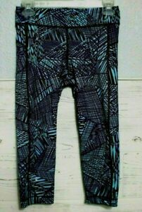 Under Armour Activewear  Crop  Pants Size XS Multicolored Women's