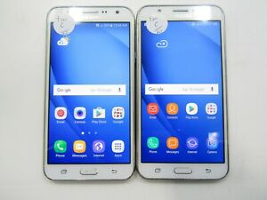 Lot of 2 Samsung Galaxy J7 J700T T-Mobile Check IMEI Fair Condition AD-069