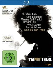 I'm Not There [Blu-ray](NEU/OVP) Annäherung an das Leben von Bob Dylan