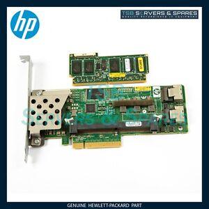 HP 462862-B21 462919-001 462975-001 SMART ARRAY P410-512MB Raid Controller SAS