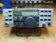 Elecraft K2 Transceiver - 8 Ham Bands (80/40/30/20/17/15/12/10 meters) ATU