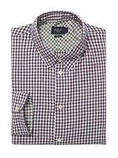 NWT Paul Smith Slim Fit L/S Button Down Mens Sports Shirt XL X-LARGE $175