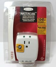 Belkin Mastercube Surge Protector Home Series 1045 Joules 45,000 Amps