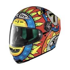 Motorcycle Helmet Integral X-Lite X-803 Replica Davies 19 Fiber Jacket Size L