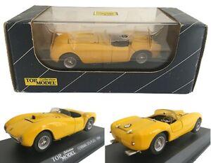 Top Model Collection Tmc 001 - Ferrari 375 MM 1954 gialla scala 1:43