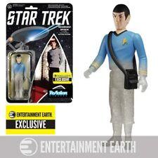 Star Trek Original Series SPOCK ReAction 3 3/4-Inch Retro Action  EE Exclusive
