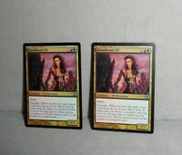 Magic the Gathering MTG Bloodbraid Elf X2 2 2X Alara Reborn