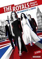 The Royals - Die komplette 3. Staffel                                | DVD | 042