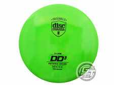 New Discmania S-Line Dd3 175g Green Black Stamp A Distance Driver Golf Disc