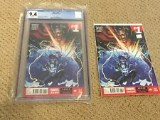 Nova 13 CGC 9.4 White Pages (Classic Beta Ray Bill Cover!!) + extra