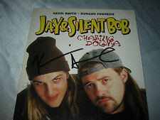 Jay and Silent Bob Chasing Dogma SIGNED by Kevin Smith & Duncan Fegredo 1/1 1999