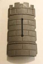 Playmobil Medieval Castle Round Tower Curved Keyhole Wall 3666 3667 3887 3888