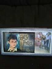 Full Set of Harry Potter Postcard Book and Limited Edition Figure Harry