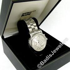 Men's Montblanc Meisterstuck GMT Automatic XXL 42mm Wrist Watch 4810/503 w/ B&P