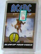 AC/DC - BLOW UP YOUR VIDEO - Musicassetta Sigillata MC K7