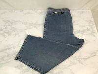 Gloria Vanderbilt Capri Blue Jeans Womens 12 Stretchy Cropped Pants Y