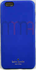 Kate Spade New York Leather Wrapped Case for iPhone 6/6S Plus - Emperor Blue