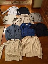 Lot of Women's Clothing 10 items Size M L Banana Republic Loft Pre-owned CLEANED