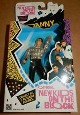 """New Kids On The Block Doll 6"""" Concert Poseable Figure Doll Danny 1990 in Box"""