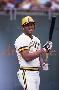 1986 Bobby Bonilla PITTSBURGH PIRATES - 35mm Baseball Slide