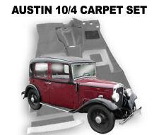 Austin 10/4 Alfombra conjunto Austin Siete superior Pila profunda, con el respaldo de látex