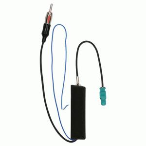 Metra Antenna Adapter Cable for 2002-Up GM / Chrysler / VW Vehicle 40-EU55