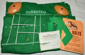 SUBBUTEO TABLE RUGBY SPARES