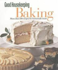 The Good Housekeeping Baking: More Than 600 Recipes for Homemade Treat-ExLibrary