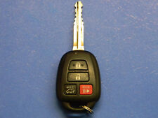 TOYOTA  KEY KEYLESS  ENTRY REMOTE FOB POWER GATE GQ4-52T  GQ452T 52T  226624-102