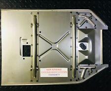 Pedana per vespa 50 N L R SPECIAL CON RINFORZI GIA' SALDATI 1mm x 60cm ITALIA