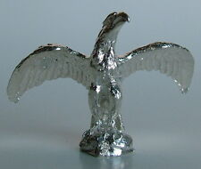 MAJESTIC MINIATURE STERLING SILVER  EAGLE FIGURINE NEW