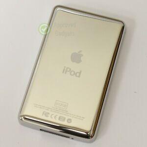 Custom Thin 512GB iPod Classic Video Back Cover For SSD Mod Deep Slim Housing