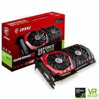 MSI NVIDIA GeForce GTX 1070 Ti GAMING 8G 8 GB GDDR5 PCI Express Graphics Card