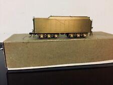 HO Brass Nickel Plate DL&W Lackawanna 12-Wheel Coal Tender from Q4 4-8-4