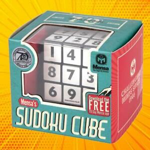 Mensa Sudoku Cube Number Puzzle