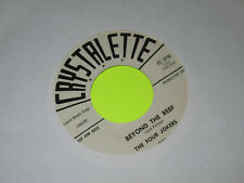 """THE FOUR JOKERS THATS THE WAY / BEYOND THE REEF 7"""" 45"""
