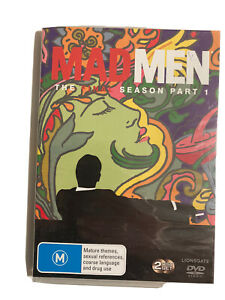 Mad Men SEASON 7 Part 1 : NEW DVD