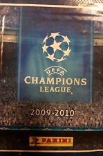 UEFA CHAMPIONS LEAGUE 2009/2010 X5O LOOSE STICKERS