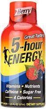 5 Hour Energy Drink, Berry, 1.93 oz (6 Bottles) (3 Pack)