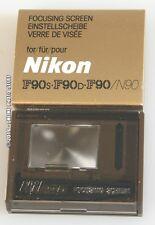 NIKON FOCUSING SCREEN B - F/F90/N90/F90S