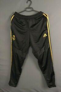 Real Madrid Pants Size SMALL Mens Football Soccer Adidas ig93