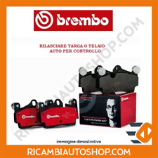 KIT PASTIGLIE FRENO ANTERIORE BREMBO FIAT FREEMONT 2.0 JTD 4X4 KW:125 2011> P110
