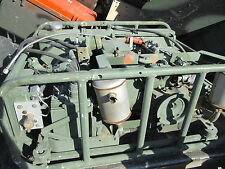 Used 4.2kw 28vdc 150A Gasoline Generator Set by Continental Motors, Military Sur