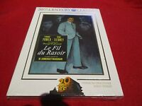 "RARE! DVD NEUF ""LE FIL DU RASOIR"" Tyrone POWER, Gene TIERNEY"