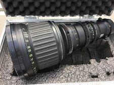 "CANON HJ21x7.5B III HD LENS Canon HJ21x7.5B KLL-SC 21x 2/3"" Cine Zoom Lens"