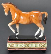 Fitz and Floyd Classics Equestrian Horse Figurine