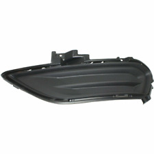 New Fog Light Cover For 13-16 Ford Fusion Driver Left Side LH w/o Fog Lamp Hole