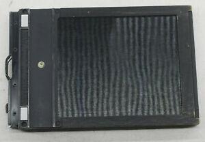 Lisco 4x5 Film Holder - Wood/metal for Cut Sheet Film - USED H343