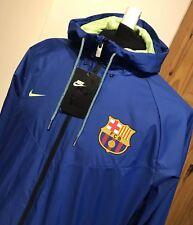 Nike FC Barcelona Windrunner (810302 480) Giacca taglia XXL nuova con etichetta