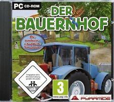 DER BAUERNHOF - PC CD-ROM - NEU & SOFORT